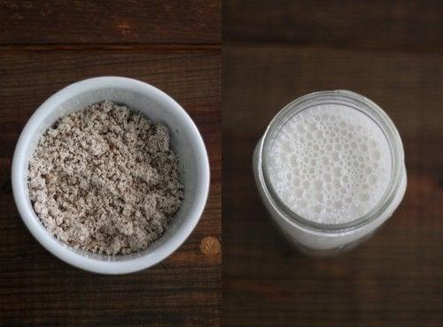 τροφές που δηλητηριάζουν φυτικό γάλα