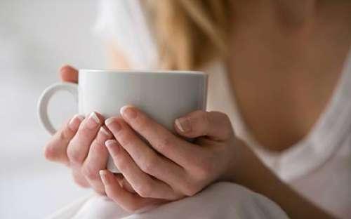 μόλυνση στο λαιμό ß τσάι