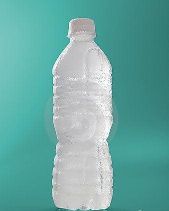 Αντιμετώπιση της άκανθας πτέρνας - Πλαστικό μπουκάλι