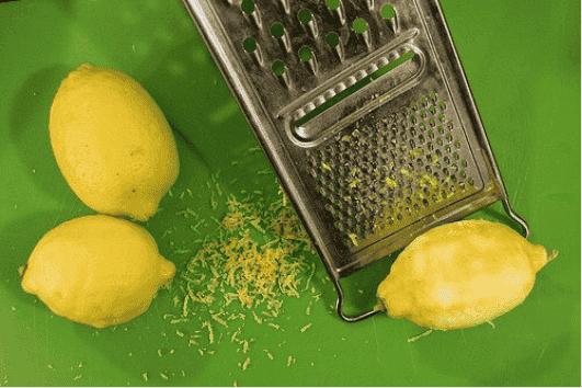 Φλούδες λεμονιού - ξυσμα λεμονιου