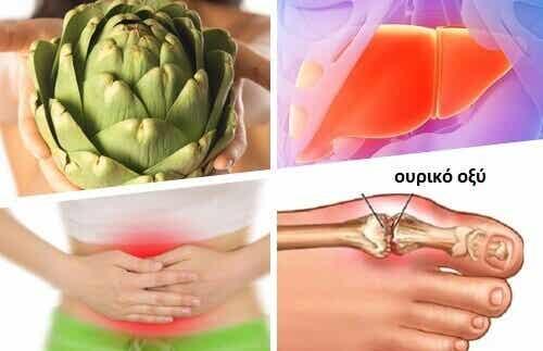 7+ Θεραπευτικές χρήσεις για τις αγκινάρες