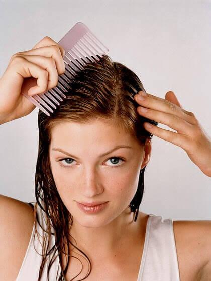 αναζωογόνηση των μαλλιών