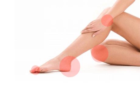 καταπολεμούν το ουρικό οξύ - πόδια