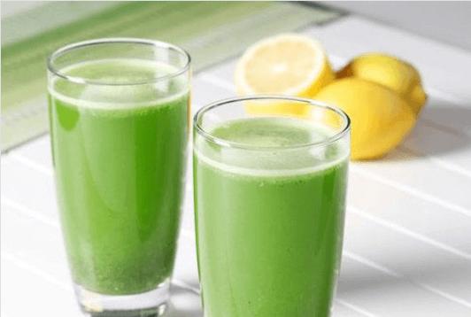 ρόφημα για τη χοληστερόλη - πρασινο ροφημα