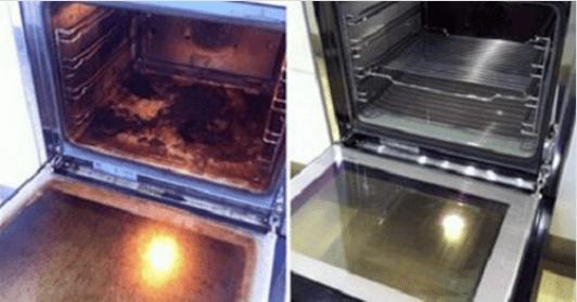 Πώς να καθαρίσετε το φούρνο σας με φυσικά προϊόντα