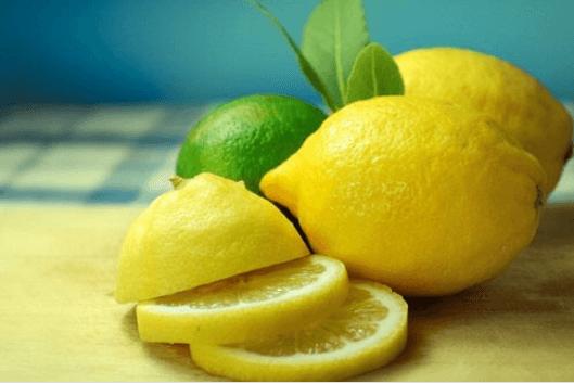 ρόφημα για τη χοληστερόλη - λεμονι