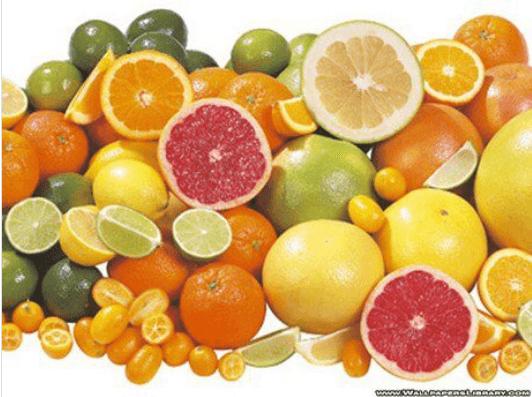 Λίπος της κοιλιάς - Διάφορα φρούτα