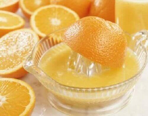 καταπολεμήσετε το κρυολόγημα με πορτοκαλι