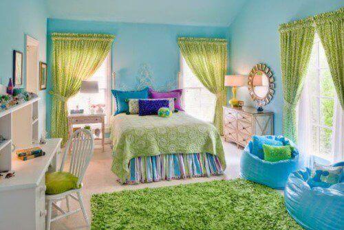 Απομάκρυνση της μούχλας - Καθαρό υπνοδωμάτιο