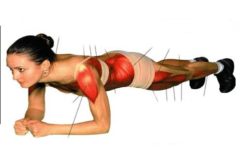 Η σανίδα: εξαιρετική άσκηση για κοιλιακούς και το σώμα