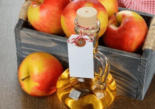 απομακρύνετε τις μύγες με μηλόξυδο
