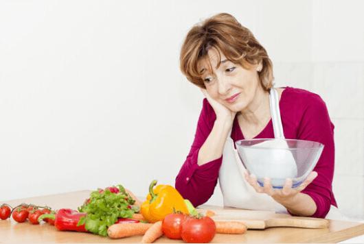 λαχανικά- συμπτώματα που θα πρέπει να γνωρίζετε για την εμμηνόπαυση