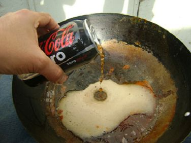 χρήσεις της Κόκα-Κόλα