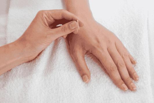 Σημείο Ling Gu: Άμεση ανακούφιση από την ισχιαλγία