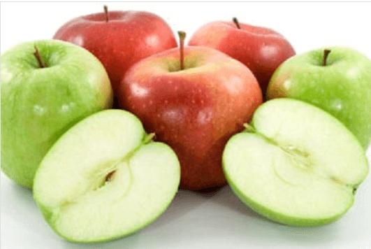 νεφρά και συκώτι με μήλα