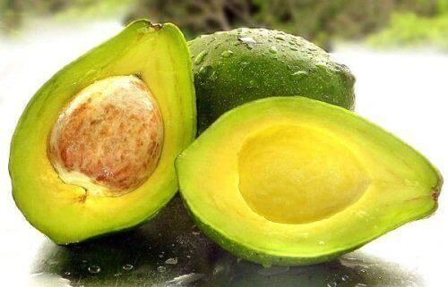 τροφές που χορταίνουν - αβοκάντο