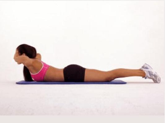 λίπος της πλάτης ασκησεις