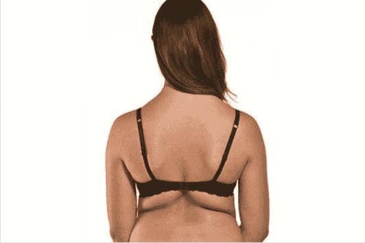 Εξαφανίστε τα παχάκια και το λίπος της πλάτης