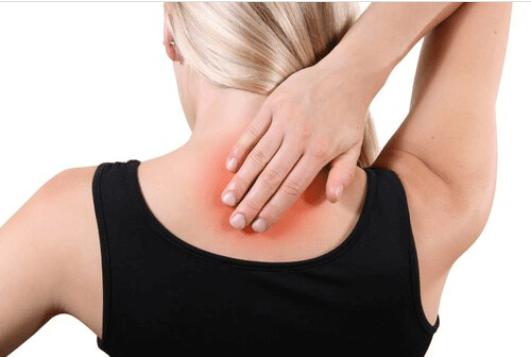 συμπτώματα του θυρεοειδούς - πόνος