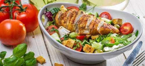 Αλκαλικές δίαιτες: 8 επιλογές μεσημεριανού γεύματος