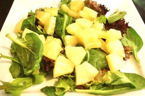 τροφές που χορταίνουν - ανανάς