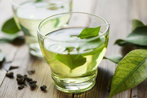 θεραπείες για τη δυσκοιλιότητα-  πρασινο τσαι