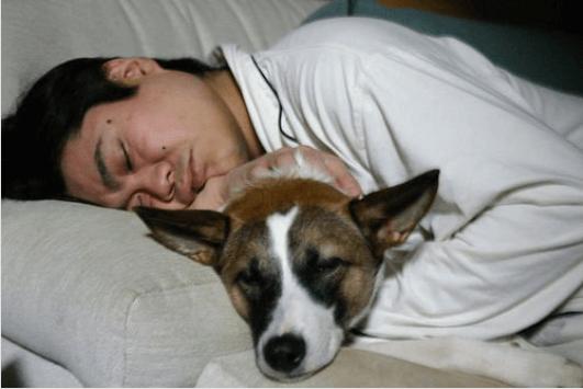 πράγματα που συμβαίνουν όταν κοιμάστε