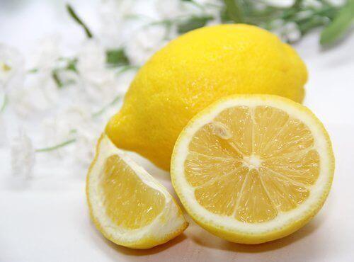 λεμόνι, αντιικό ρόφημα