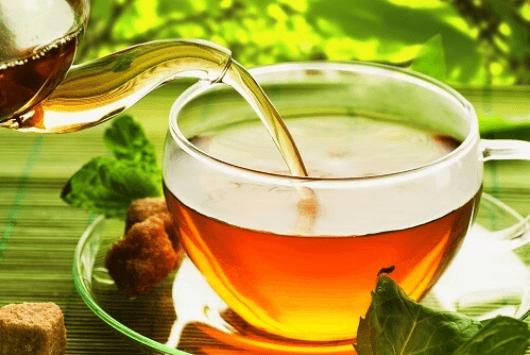 Εγχύματα και αφεψήματα: μπλε τσάι