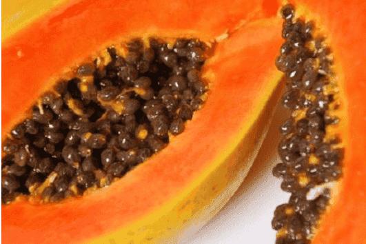 Φρούτα για την αναζωογόνηση του προσώπου