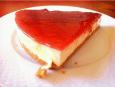 Κομμάτι cheesecake