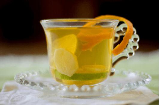 λεμονι - τροφές που εξαλείφουν τη βλέννα