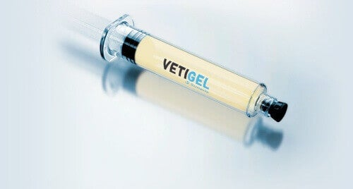 Σταματάει την αιμορραγία - Vetigel
