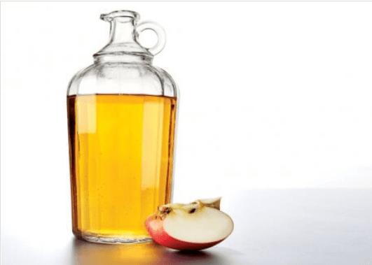 βάρος με το μηλόξυδο;