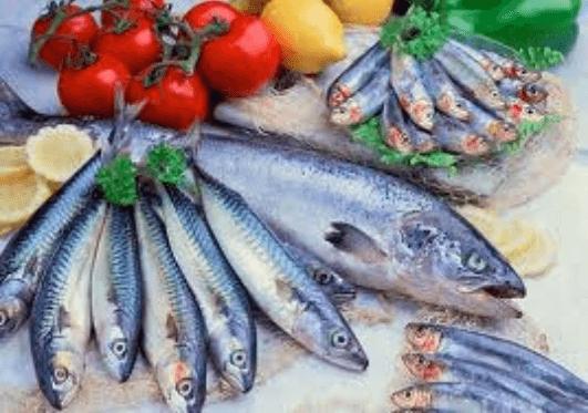 Διατηρήστε δραστήριο εγκέφαλο - Ψάρια
