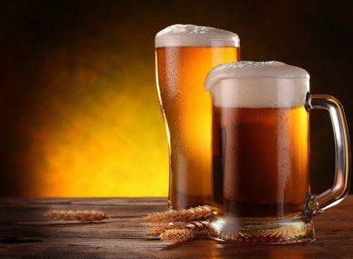 να πίνετε μπύρα