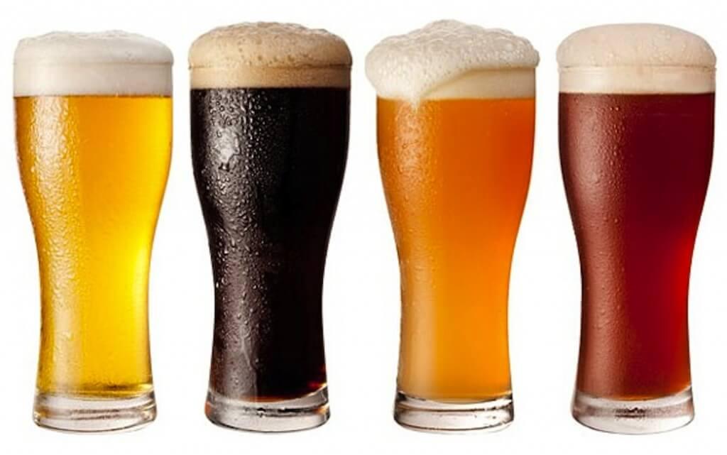 πίνετε μπύρα