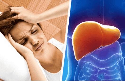 Τι σχέση έχει ο πονοκέφαλος με το συκώτι;