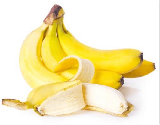 αναζωογόνηση του προσώπου με μπανανες