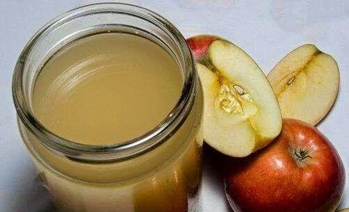 μηλόξυδο και μέλι