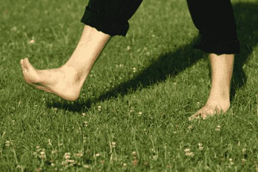 περπάτημα και πως επηρεάζει το στρες