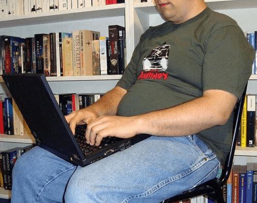 Λειτουργία του θυρεοειδή - Άνδρα με παραπανίσια κιλά