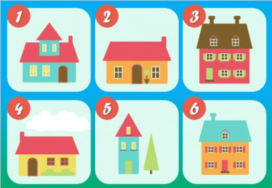 Τεστ των έξι κατοικιών