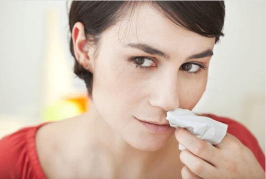 Θεραπείες για τη ρινορραγία