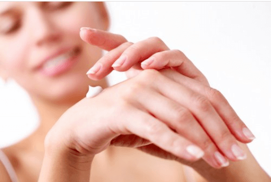 προϊόντα που επηρεάζουν το θυρεοειδή - χέρια