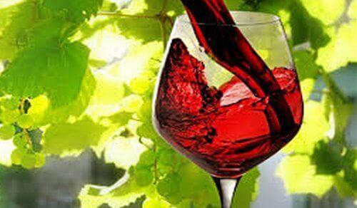 κόκκινο κρασί για να πολεμήσει το άγχος και την κόπωση