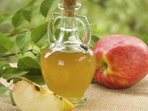 αντιμετωπίσετε την κυτταρίτιδα - μηλόξυδο