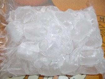 παγοθεραπεία για τόνωση