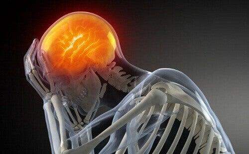 ανακούφιση απο τον πονοκέφαλο