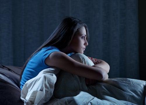 καλό νυχτερινό ύπνο και αϋπνια